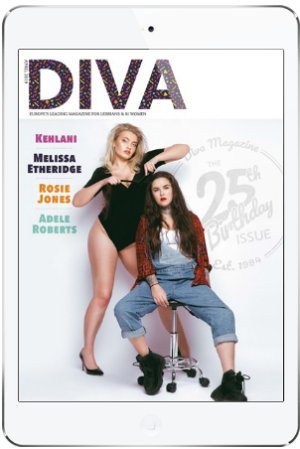 Diva Magazine Digital Subscription